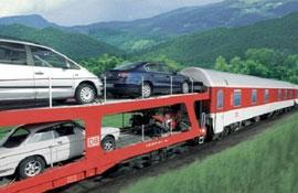 Reis naar Toscane met de AutoSlaap Trein