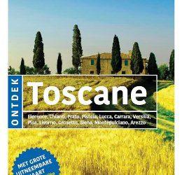 ANWB Ontdek  reisgids Toscane