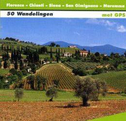 50 wandelingen in Zuid-Toscane