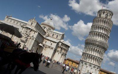 Campo dei Miracoli – een veld vol wonderen in Pisa