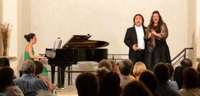 Italiaanse opera in Siena