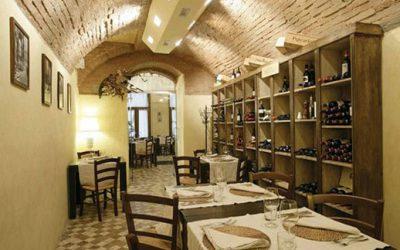 Diner in Siena
