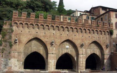 Fontebranda, waterbassin Siena