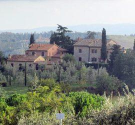 Op zoek naar een hotel in San Gimignano?