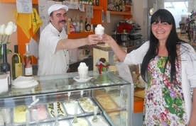 De beste ijssalons in Viareggio