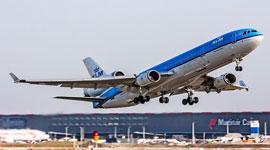 Met de KLM naar Florence