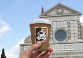 Koffie in Florence