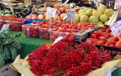 Andere markten in Toscane en de Chianti