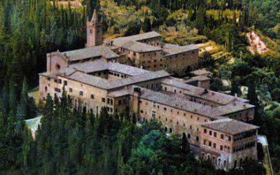 Abdij van Monte Oliveto Maggiore