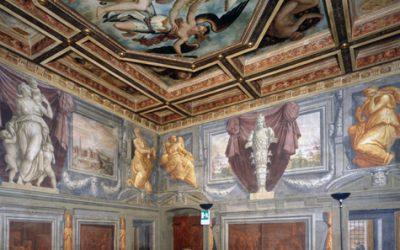 Het huis van Vasari