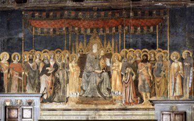 Goed en slecht bestuur in Siena