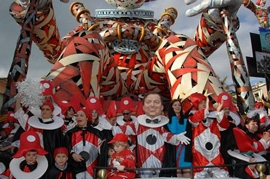 Het hele jaar Carnaval!