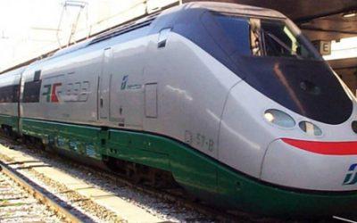 Per trein door Toscane