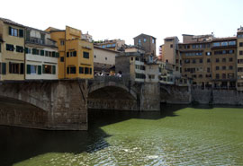 Voettocht van Florence naar Siena
