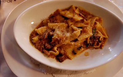 Pasta uit Toscane