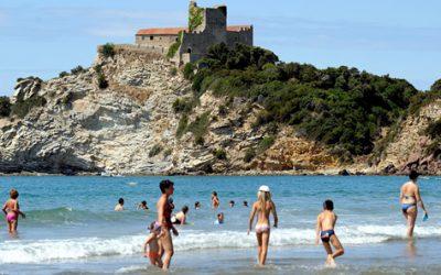 Zwemmen, duiken en snorkelen in Toscane