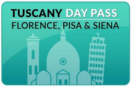 Toscane Dagpas voor Florence, Siena en Pisa