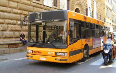 Openbaar vervoer in Florence