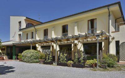 Op zoek naar een hotel in Lucca?