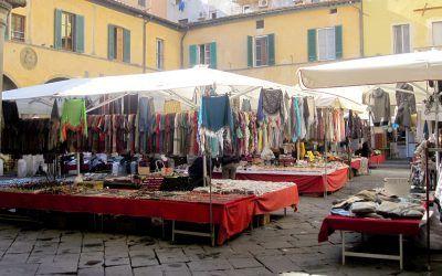 Markten in Pisa